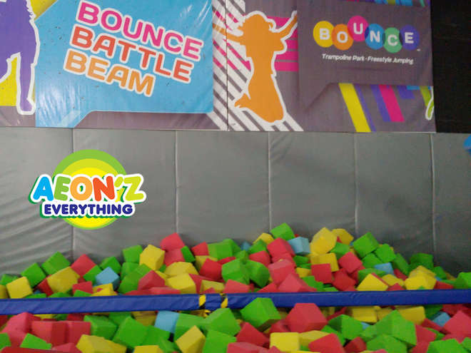 Bounce Philippines Battle Area