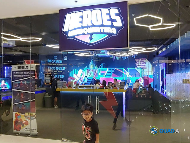 Heroes Headquarters Entrance -  AeonzEverything