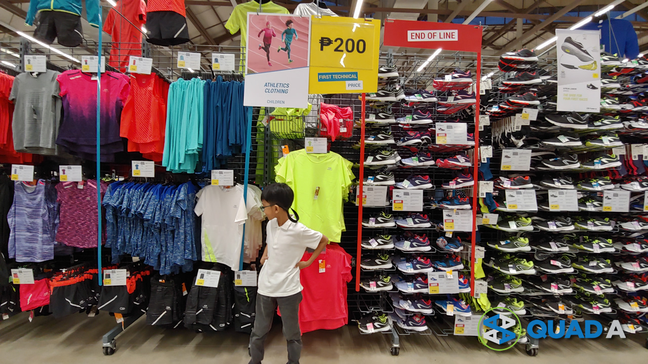 Athletic Clothing for Kids