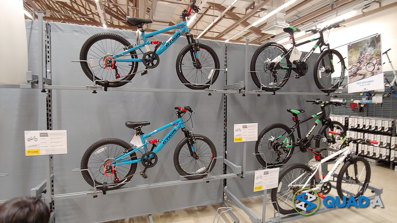 Decathlon Bikes for kids and adults