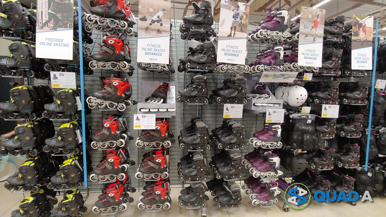 Decathlon Inline Skates for beginner and advance users