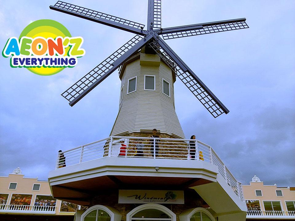 AeonzEverything at Acienda Designer Outlet Windmill