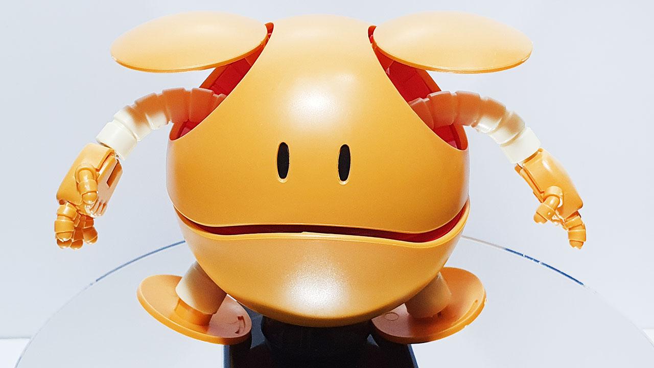 Haro Mechanical Mascot Finish Model Kit