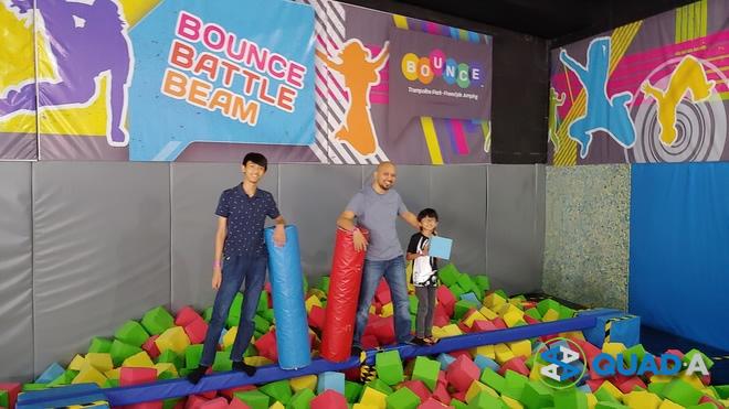Bounce Philippines Battle Beam Area