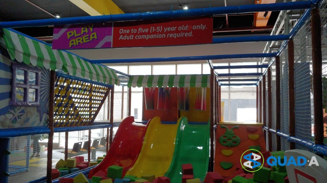 Bounce Philippines Play Area