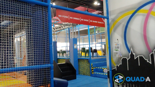 Bounce Philippines Starting Area