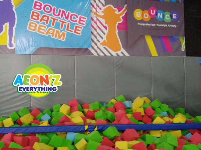 Bounce Philippines Battle Area
