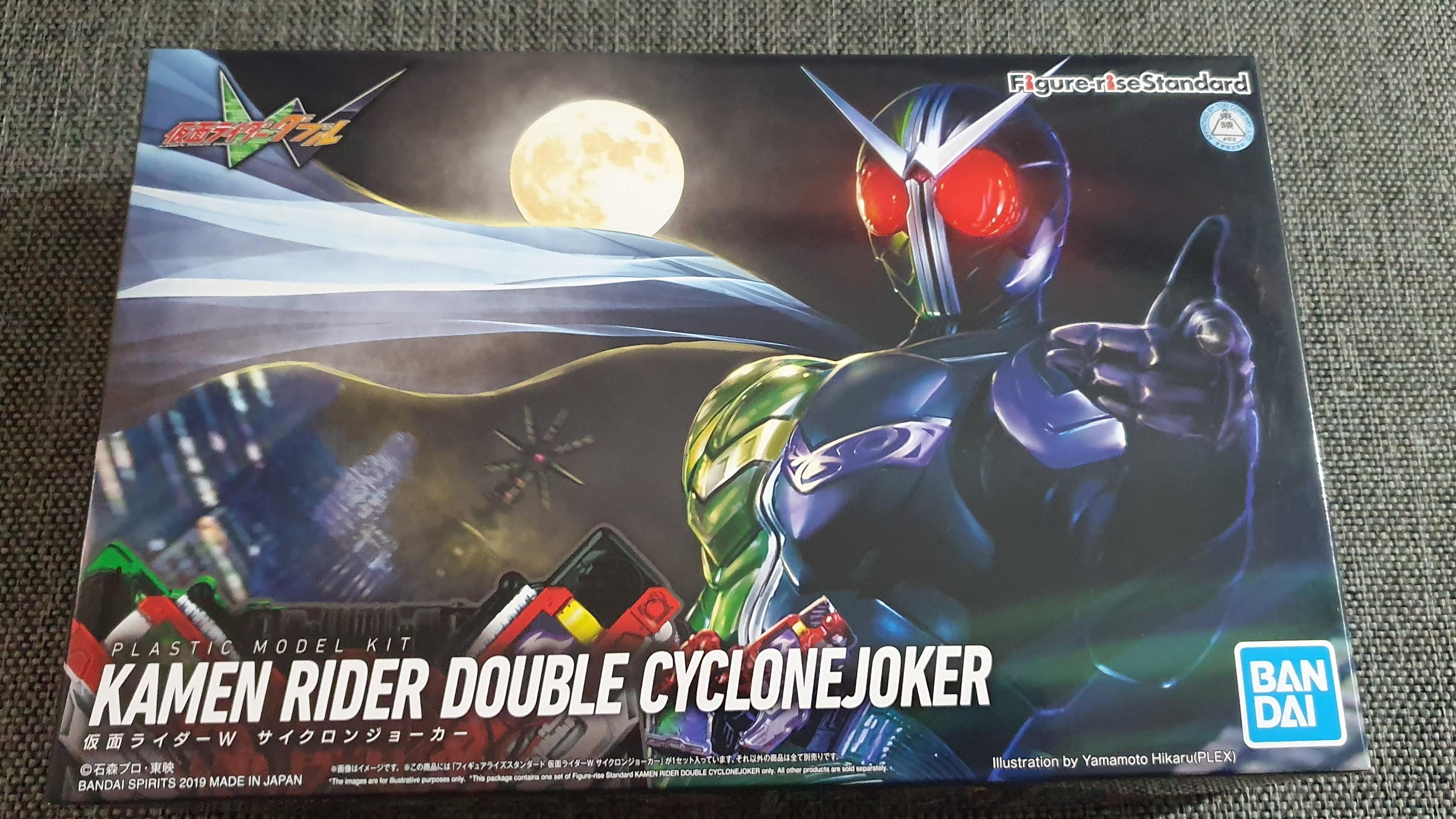 Figure Rise Double Cyclone Joker Box
