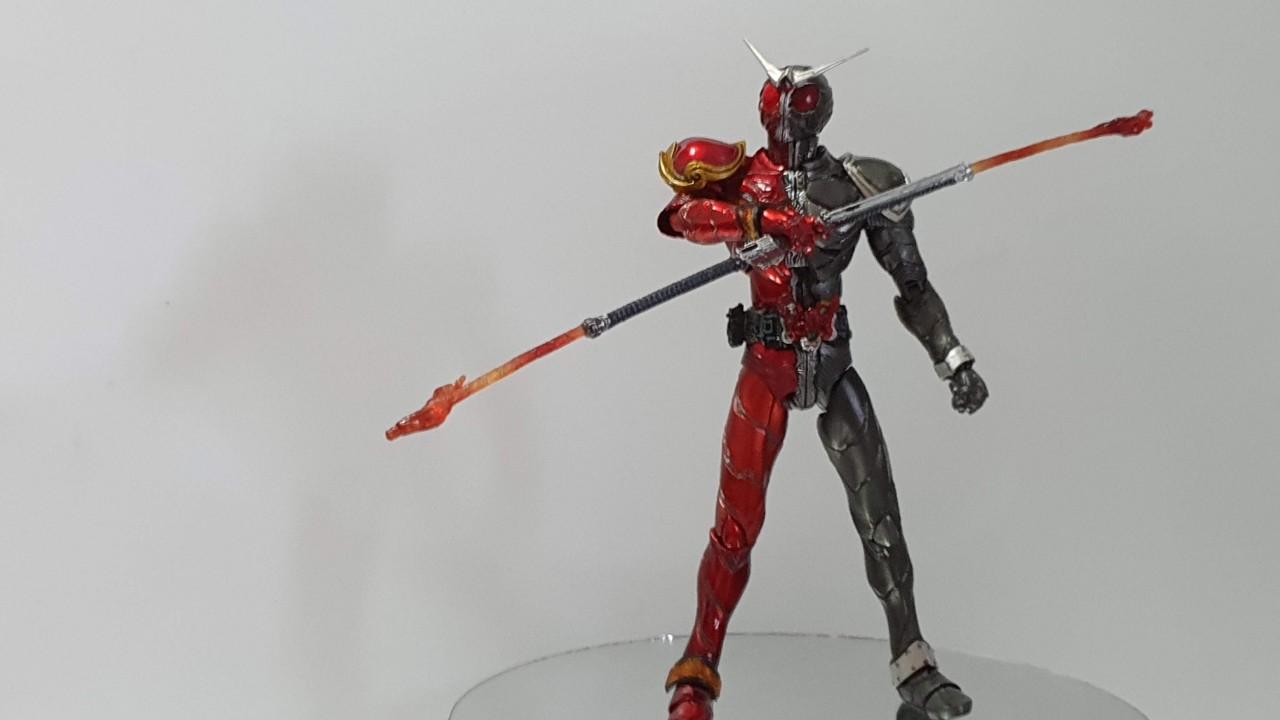 SIC Kamen Rider W Heat Metal