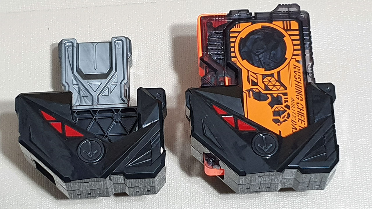 Kamen Rider Zero One Progrise Key Holder