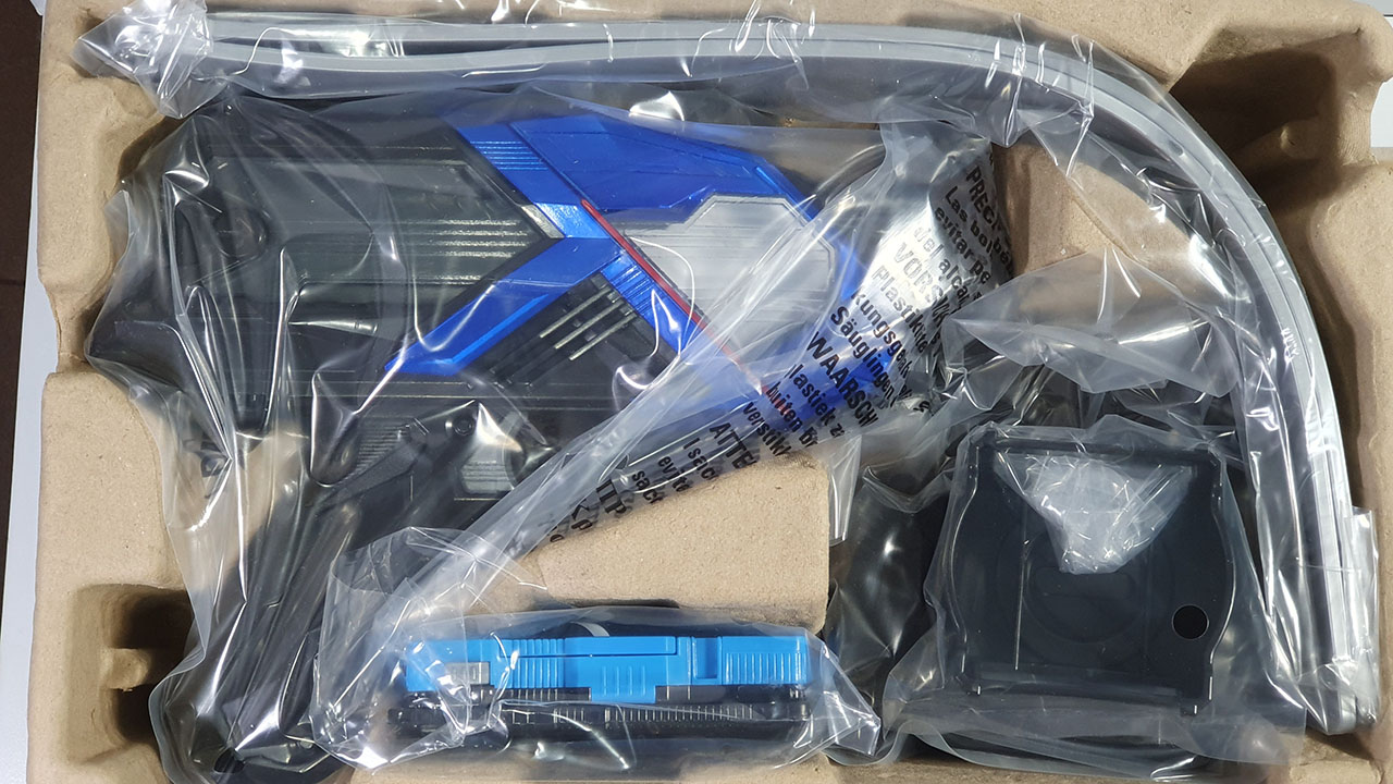 Kamen Rider Zero One Shot Riser Box Contents
