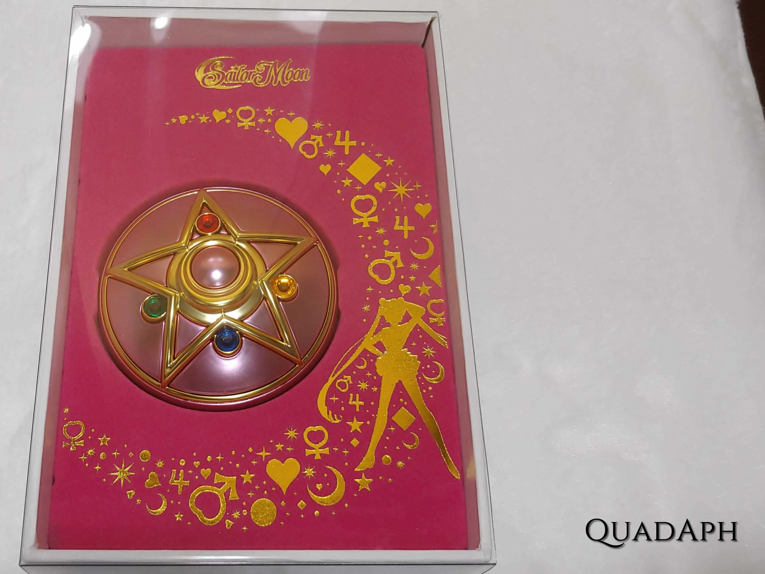 Sailormoon Portable Power Bank licensed by Toei